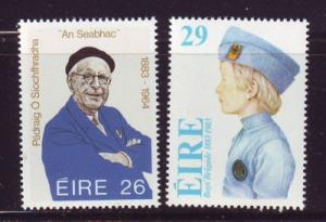 Ireland Sc 559-0 1983 Boys Brigade stamps mint NH