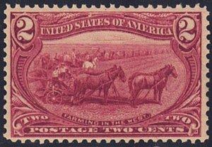 US Scott # 286 VF MNH