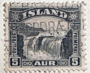 AlexStamps ICELAND #156 VF Mint