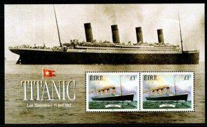 Ireland 1999 - Maritime Heritage - Titanic - SS MNH # 1172b