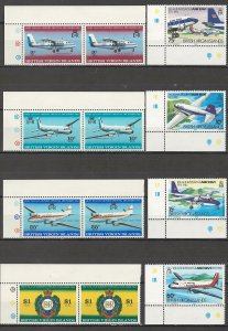 COLLECTION LOT # 4337 VIRGIN ISLANDS 29 MNH STAMPS 1963+ CV+$23