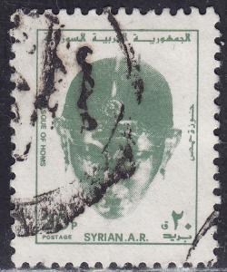 Syria 836 USED 1979