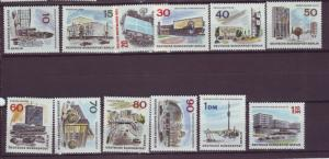 J17566 JLstamps 1965-6 germany berlin occup,t set mnh #9n223-34 new berlin