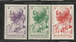 GUADALOUPE, 198-200, MH, WOMEN