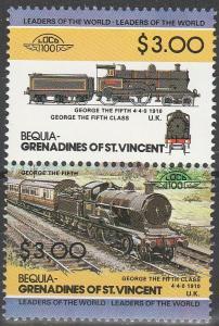 Bequia #34 MNH  (K412)