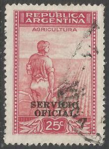 ARGENTINA O49 VFU R235-2