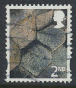Northern Ireland GB  Regional SG NI94 1st Basalt 2003  SC# 17 Used
