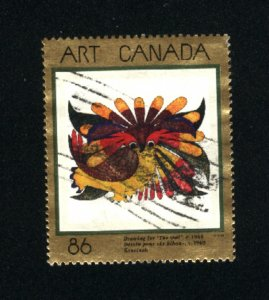Canada #1466    -2   used VF 1993  PD