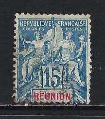 FRANCE REUNION 41 VFU Z465-2