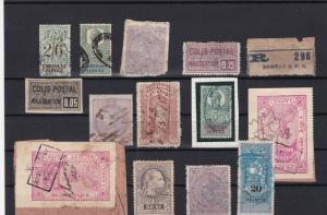 mixed world revenue special  stamps ref r11914