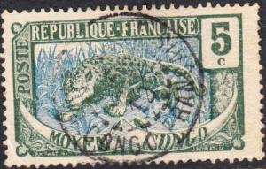 Middle Congo #4 Used