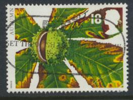 Great Britain SG 1779  Used  - Four Seasons Autumn
