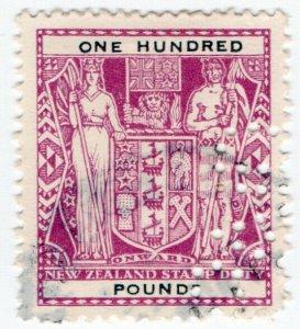 (I.B) New Zealand Revenue : Stamp Duty £100