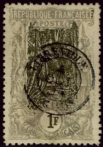 French Congo SC#47 Used F-VF hr...Bid to Win!