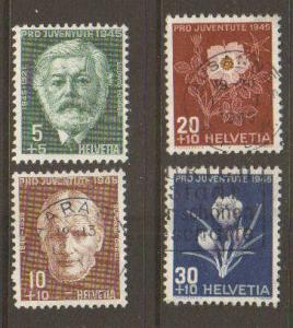 Switzerland #B150-3 Mint/Used