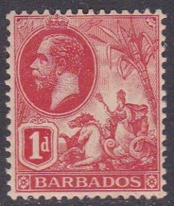 Barbados Sc #118 Mint LH; Mi #87