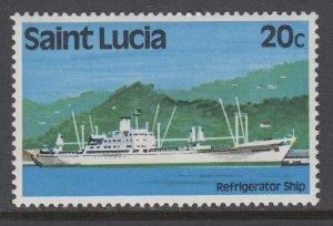 St Lucia 507 MNH VF