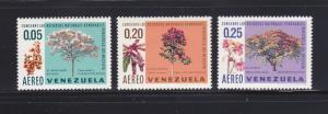 Venezuela C1009-C1011 Set MH Trees