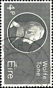 IRLANDE / IRELAND / EIRE - 1968 DARMHAGH UA NDUACH (Durrow, Co.Laois) on SG199