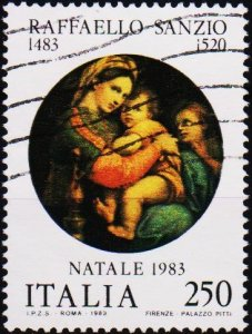 Italy. 1983 250L  S.G.1816 Fine Used