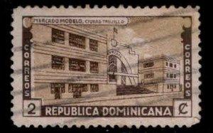 Dominican Republic Scott 397  Used  stamp