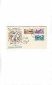 Spanish Sahara Scott 2-4 UN Day 1951