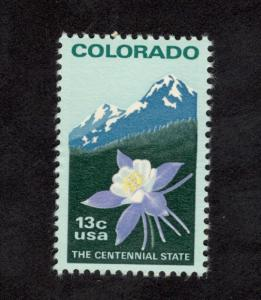 1711 Colorado Statehood Wholesale Lot Of 20 US Singles Mint/nh FREE SHIPPING
