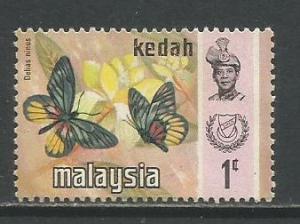 Malaya-Kedah   #113  MLH  (1971)  c.v. $0.35