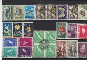 Romania Stamps Ref 14241A