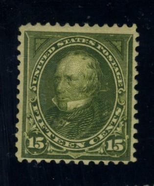 284 MINT FIne OG HR Cat$150
