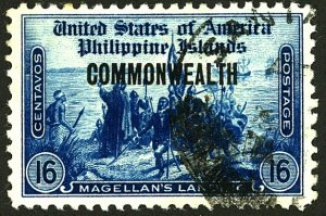 PHILIPPINES #417 USED