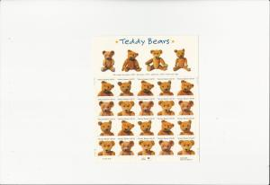 Teddy Bears Scott #3656a
