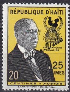 Haiti #B22 MNH (K2213)