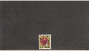 AUSTRALIA *437 MNH 2019 SCOTT CATALOGUE VALUE $5.00