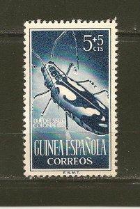 Guinea B27 Semi-Postal Mint Hinged