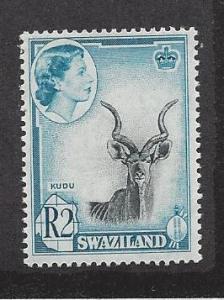 Swaziland, 91, Animal - Kudu Single,**MNH**