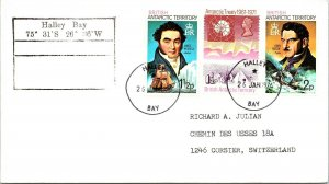 1976 British Antarctic Territory 158
