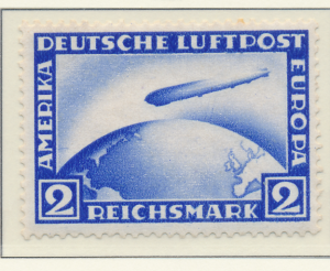 Germany Stamp Scott #C36, Mint Never Hinged - Free U.S. Shipping, Free Worldw...
