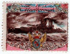 (I.B) Cinderella : Delandre Great War Ships - HMS Marlborough