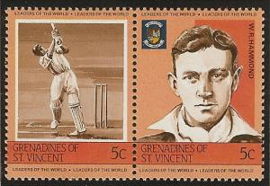 St. Vincent Grenadines  MNH S.C.#  405