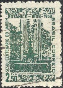 Brazil #870 Used