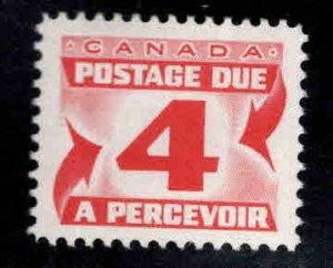 Canada Scott J24 MH* Postage Due