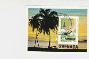 Grenada Sailing Pan American Games'75  Stamps Sheet ref R 16447