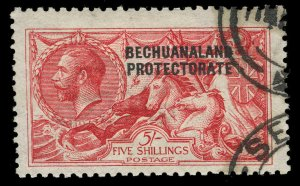 Bechuanaland Scott 95 Gibbons 89 Used Stamp