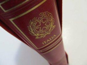Marini Custodia e Cartella Fogli da 1993-2001 Francobolli Foglietti e Congiunte