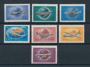 [98384] Russia USSR 1958-1959 Aviation Aircrafts  MNH