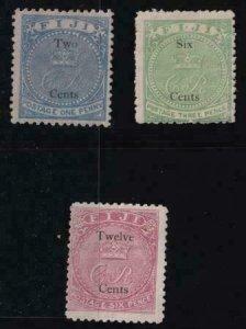 Fiji 1872 SC 18-20 LH Set