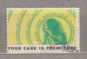 Label You Care is Their Cure Used  #HS245
