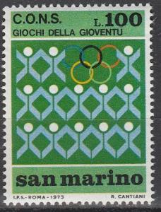 San Marino #801  MNH  (S2123)