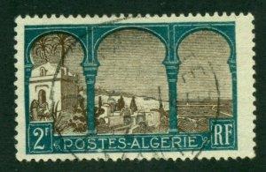 Algeria 1926 #63 U SCV (2020) = $1.20